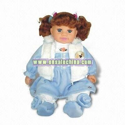 Baby Bubbles Doll on Doll Baby