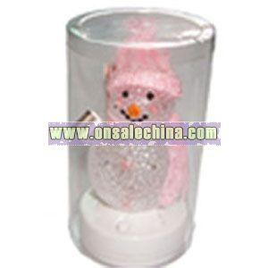 USB Christmas snowman