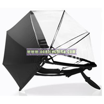 Nubrella - black · UMBRELLA HAT cf54898d4b2