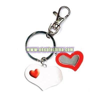 love key ring wholesale china osc wholesale