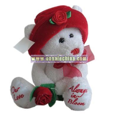 Valentine toys Stuffed Bear