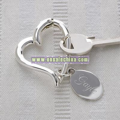 Personalized Key Ring