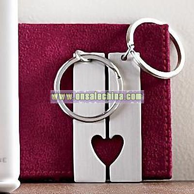 couple's key chains