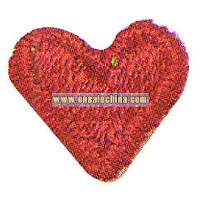 Small Heart - Valentine theme washable