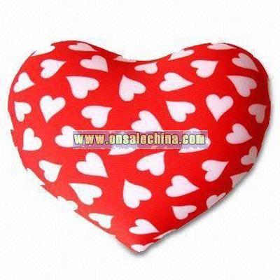 Massage Micro-bean Pillow in Heart Shape