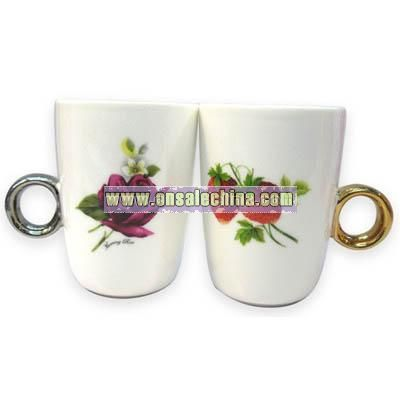 Finger Ring Cups for Valentine's Day