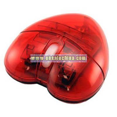 Heart Shape Mouse