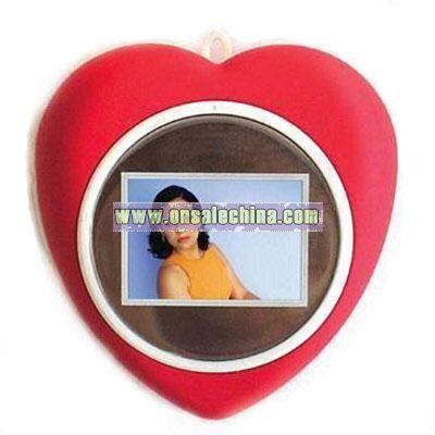 Digital Heart Photo Frame