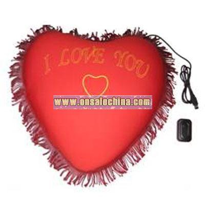 Sweet Heart Massage Pillow