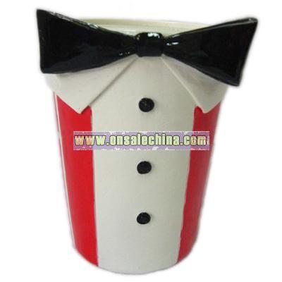 Valentine's day Teapot Shape Money Box
