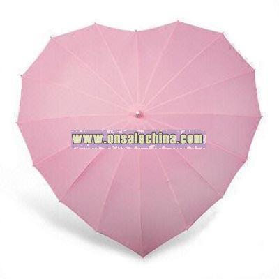 Heart-shaped Umbrella