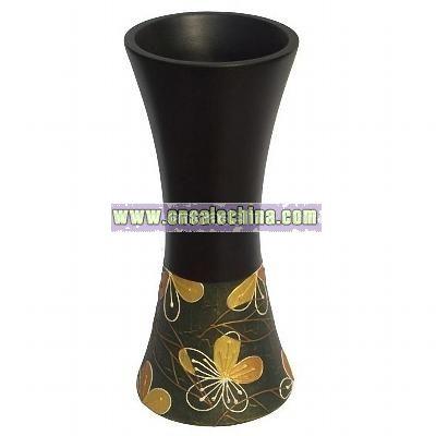 Thailand Mango Wood Vases