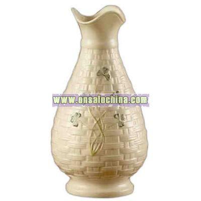 Limited edition Blarney vase
