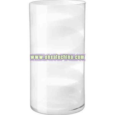 White - Hand-made vase