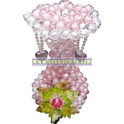 Beading Vase