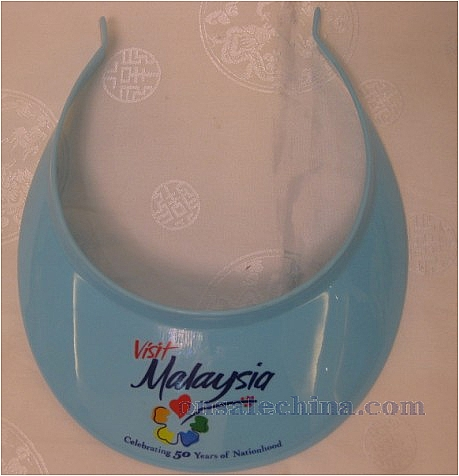 plastic visor