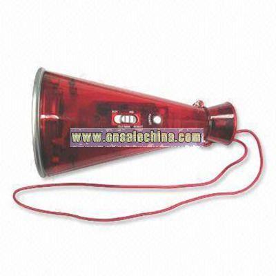Cool Megaphone Voice Changer