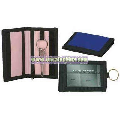 I/D key chain wallet