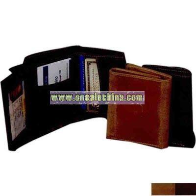 Classic tri-fold wallet