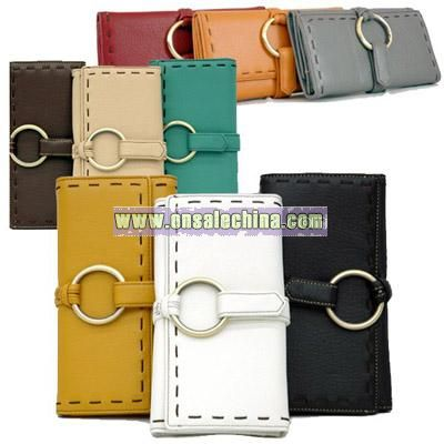 Checkbook of Wallet