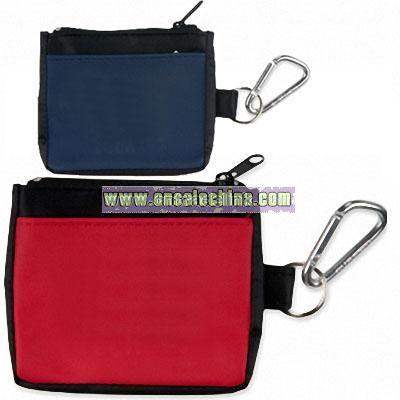 Carabiner Wallet