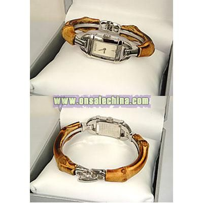 9210f43f023 100% authentic Gucci Bamboo watch wholesale china