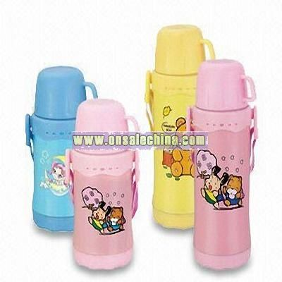 PP Water Sports Bottles with 1000ml capacity