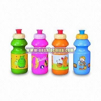 400ml Plastic Water Bottle
