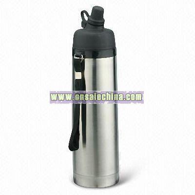 500ml Stainless Steel Sports Bottle