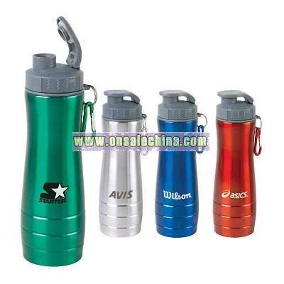 Single wall design Water Bottle