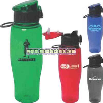 24 oz. polycarbonate water bottle