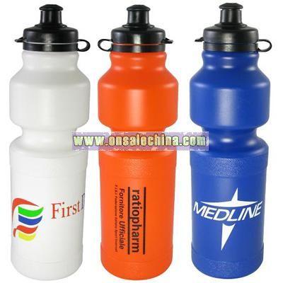 750ml promotional plastic water bottles