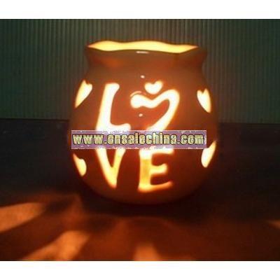 Love Jar Ceramic