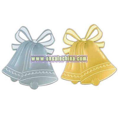 Foil wedding bell