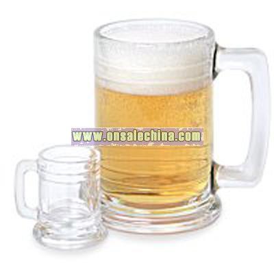 Maritime Mug & Shot Glass Set