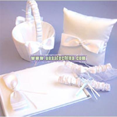 4-Piece Wedding Accessories Set