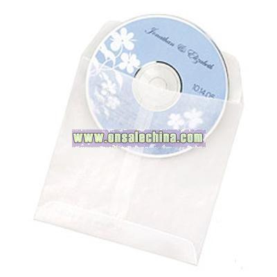 CD Size Glassine Envelopes