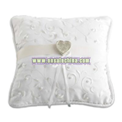 Lenox Opal Innocence Ring Pillow