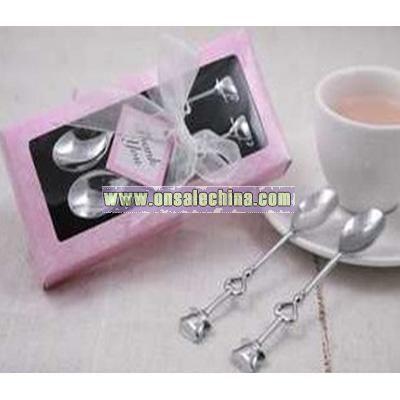 Couple coffee spoon