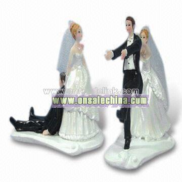 Polyresin Wedding Gift Polyresin Wedding Gift
