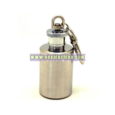 Mini hip flask