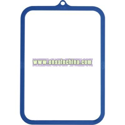 White Magentic Writing Board with Marker Pen