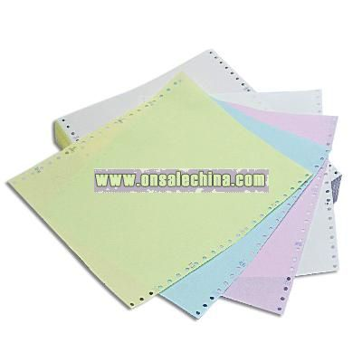 Continuous Printing Paper