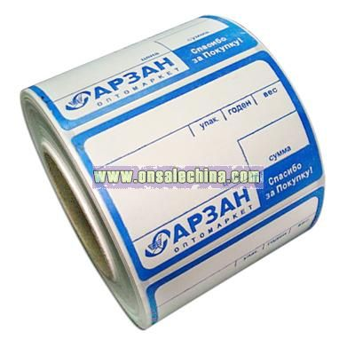 Thermal Direct Label