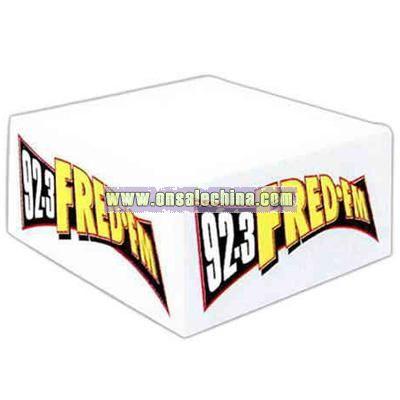 Paper half cube