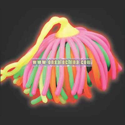Flashing jellyfish yo yo ball wholesale china 6364fc1a4da8