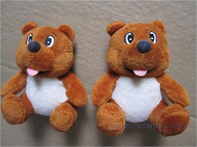 Plush bears