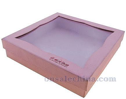 PVC color box