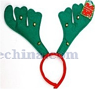 Christmas head hoop