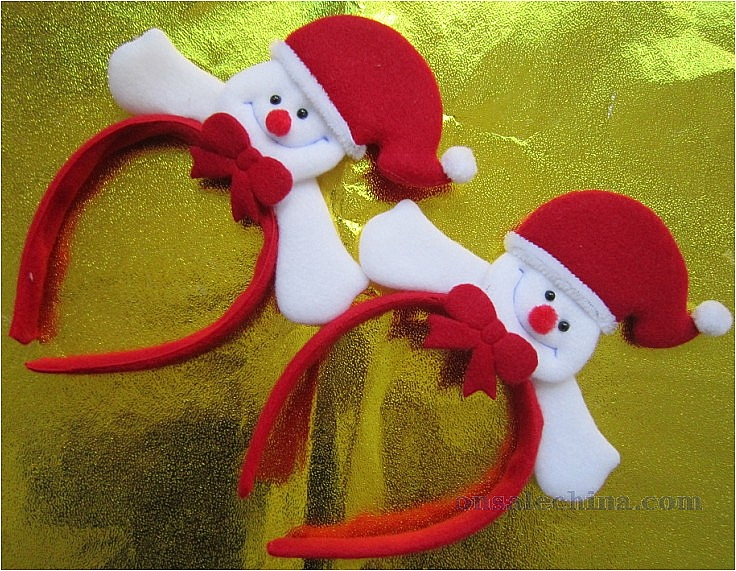 Christmas Hair Headband